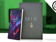 DOOGEE MIX 4 telefon ecran margini iphone x
