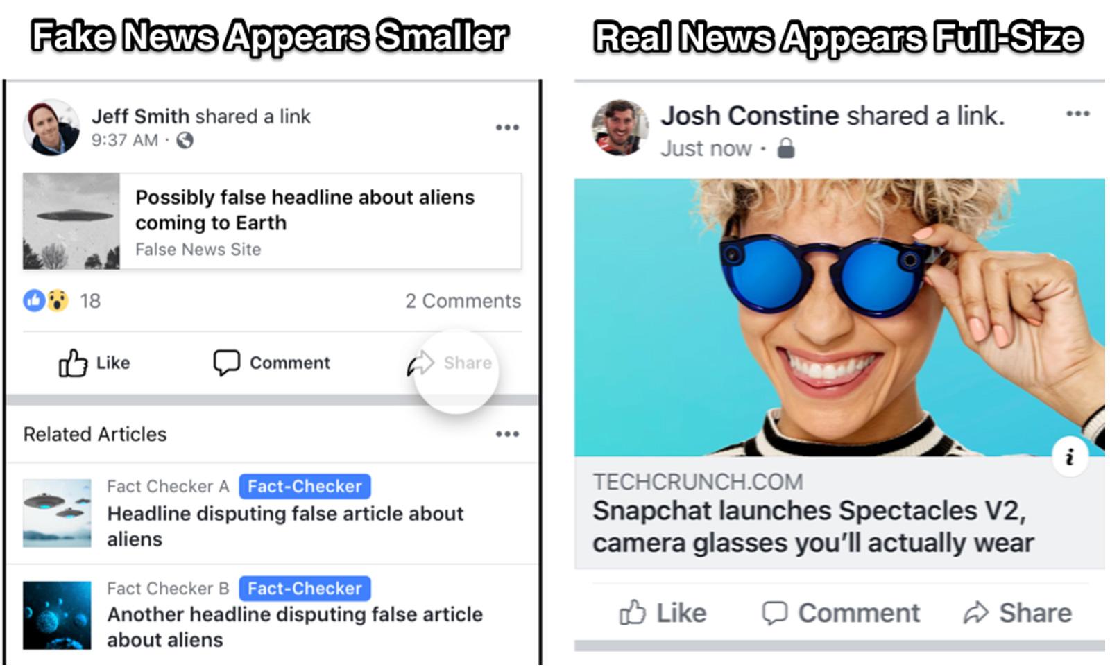 Facebook Schimbare URIASA News Feed 1