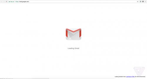 GMail design nou Google