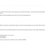 Google Schimbare GMail Anuntata 1