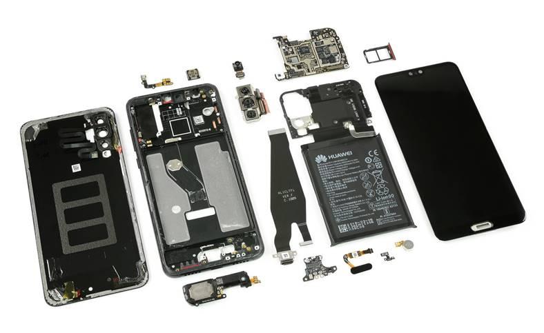 Huawei P20 Pro MULT GREU Reparat iPhone X
