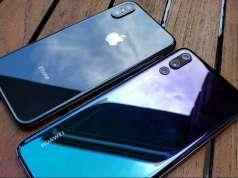 Huawei P20 Pro iPhone X Comparatia Camere
