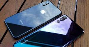 Huawei P20 Pro iPhone X Comparatia Performante