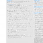 Nokia 9 Galaxy S9 iPhone X Specificatii 1