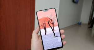 OnePlus 6 imagine unitate reala clona iphone x