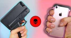 Periculoase Carcase Telefoane iPhone