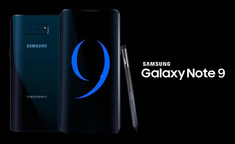 Samsung Galaxy Note 9 Unitate REALA Imagini