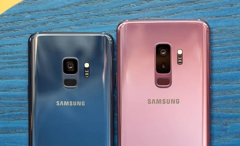 Samsung Galaxy S9 Camere DIFERITE Unitati