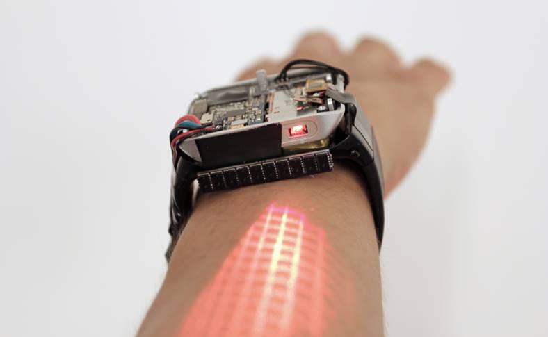 Smartwatch Transforma Mana Touchscreen