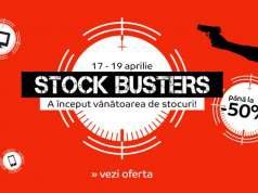 eMAG Stock Busters 50 Reducere 50.000 Produse