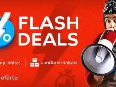 eMAG. Flash Deals. ULTIMELE MINUTE Oferte EXCLUSIVE