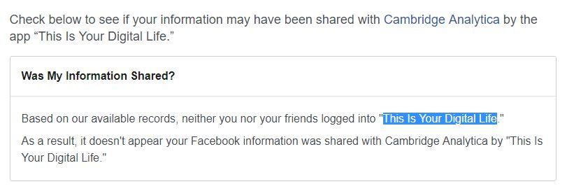 facebook romani date cambridge analytica