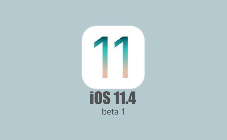 iOS 11.4 Public Beta 1 iPhone iPad