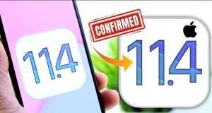 iOS 11.4 Trei Functii NOI iPhone iPad