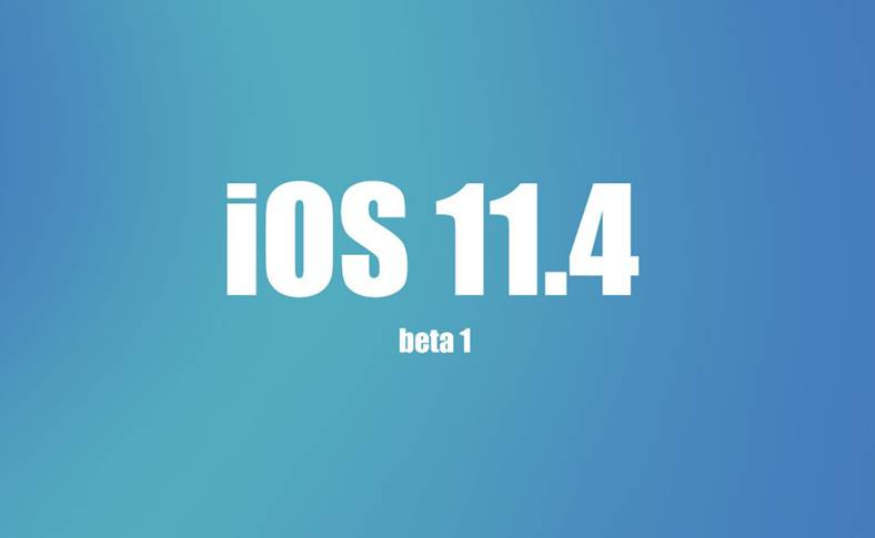 iOS 11.4 beta 1 iOS Bine Merge iPhone