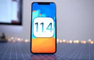 iOS 11.4 noutati iPhone iPad