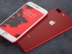 iPhone 8 rosu lansat Apple