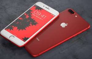 iPhone 8 rosu lansat Apple