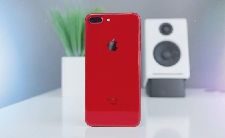iPhone 8 rosu unboxing