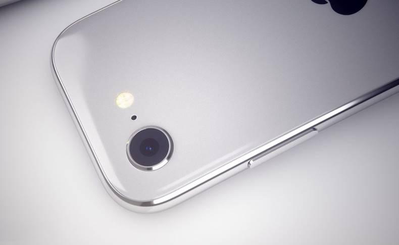iPhone flexibil concept 2018