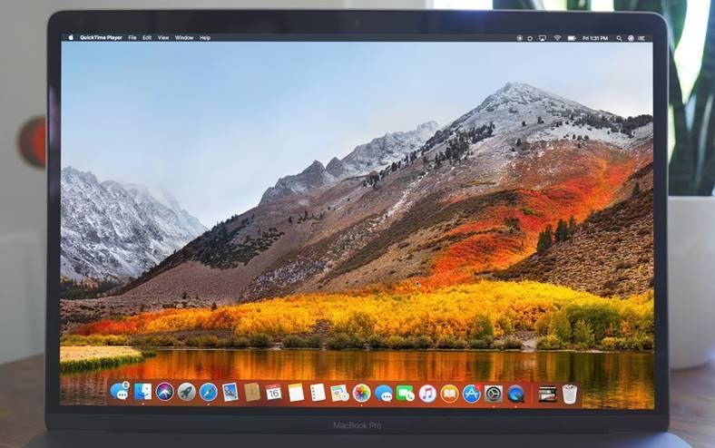 macOS 10.14 dark mode