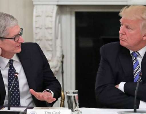 tim cook promisiuni donald trump