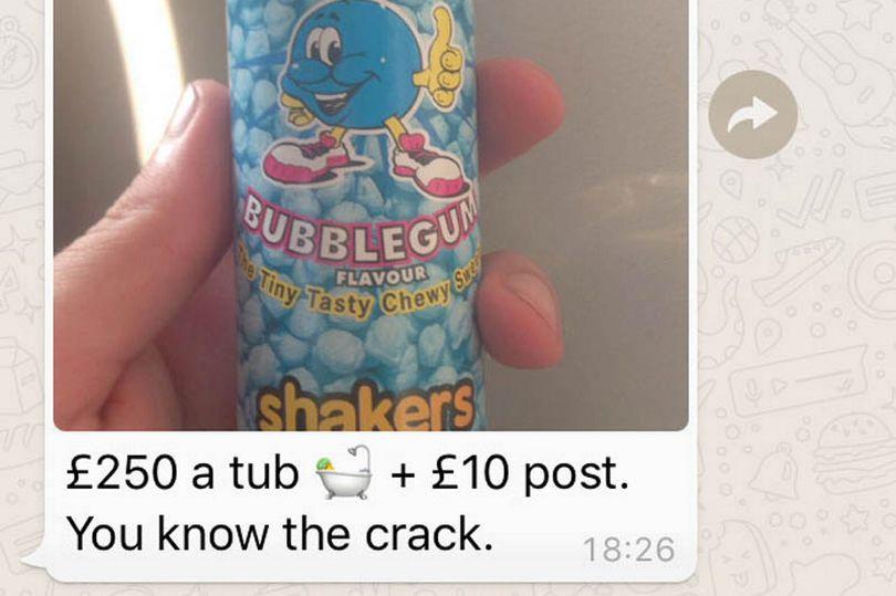 whatsapp grup secret droguri 1