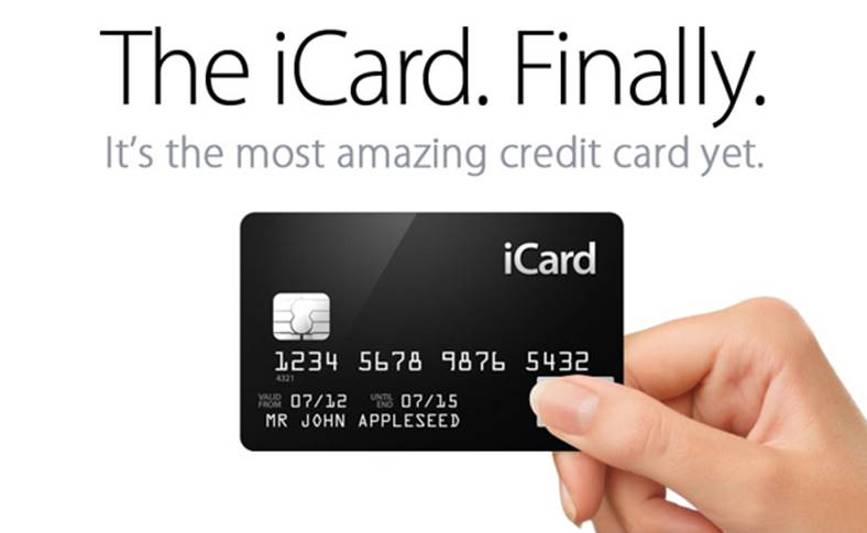 Apple Lansa Carte Credit