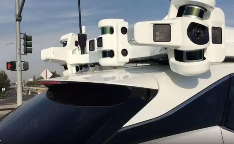 Apple MARE Flota Masini Autonome