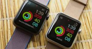 Apple Watch Salvat Viata Barbat New York