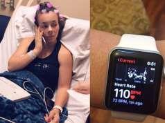 Apple Watch Salvat viata Tinere 18 ani