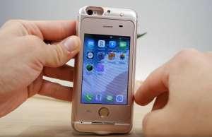 Carcasa iPhone Telefon Secundar
