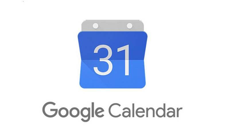 Google Calendar Astazi NOUA Functie