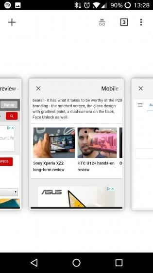 Google Chrome Functia ASCUNSA iPhone Android 1