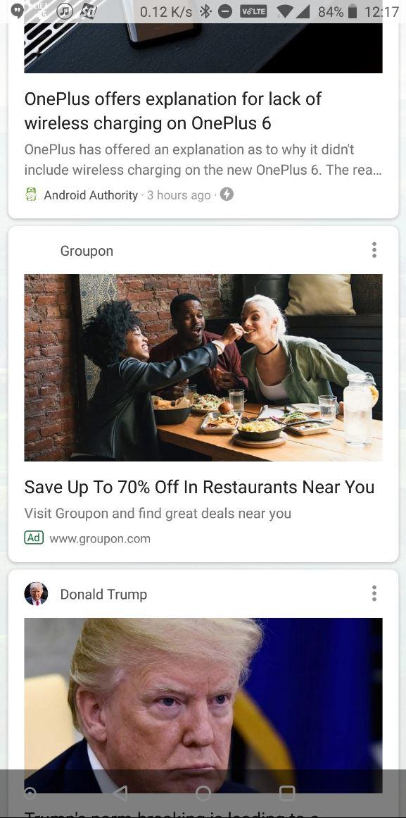 Google Feed Schimbarea Oamenii URASC 1