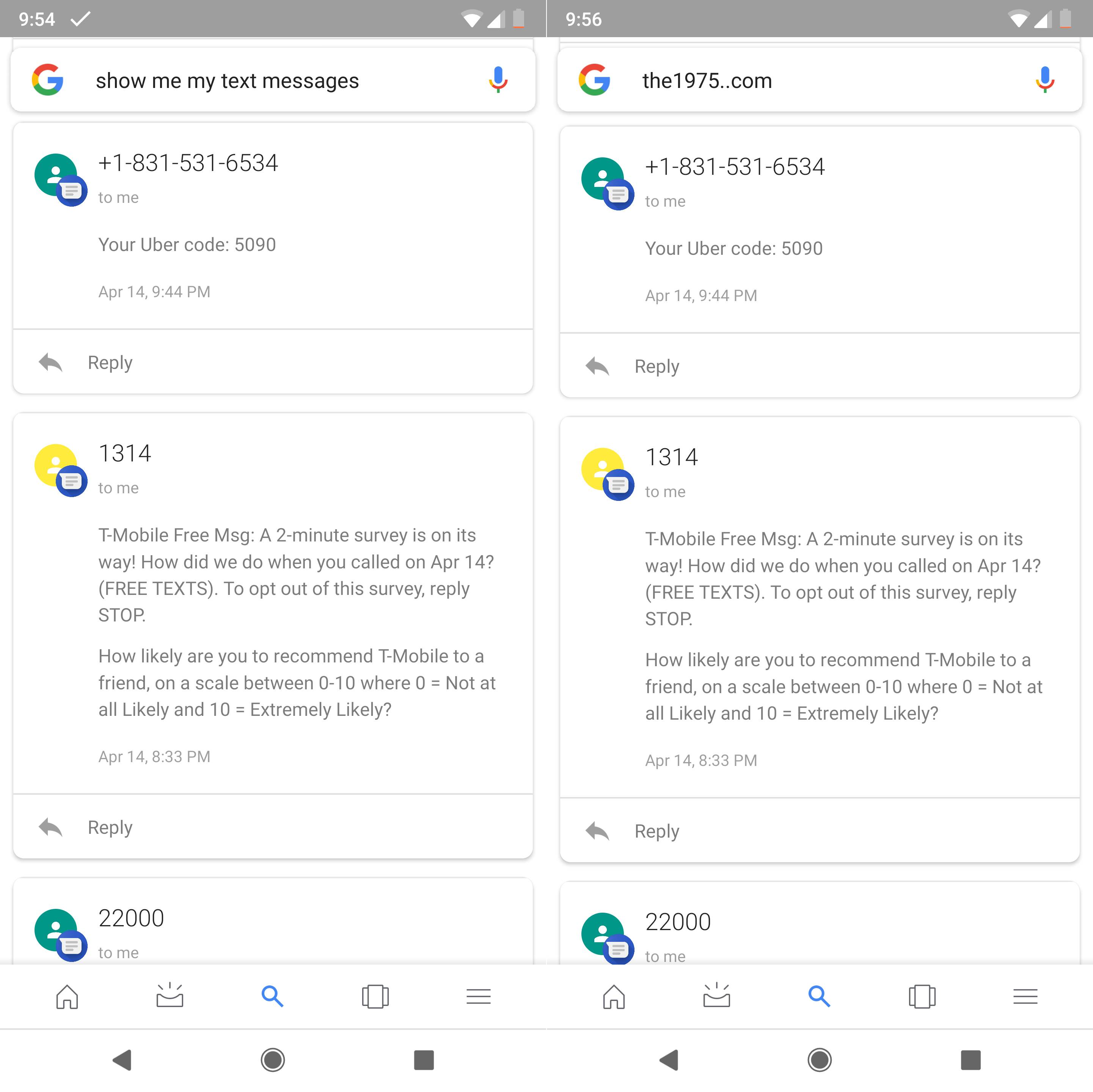 Google PROBLEMA CIUDATA Android 1