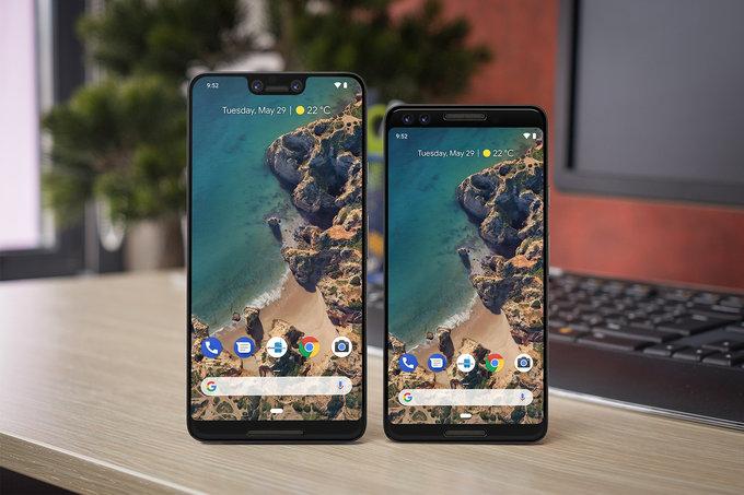 Google Pixel 3 ASA ARATA Telefon Ecran OLED