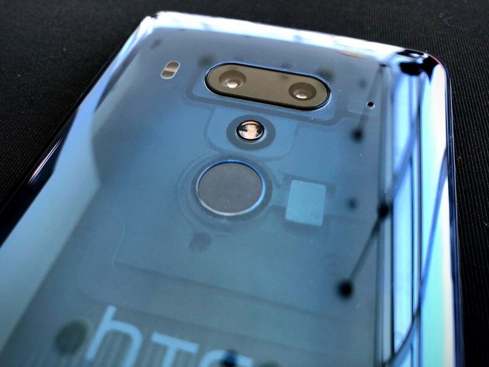 HTC U12 PLus translucent componente