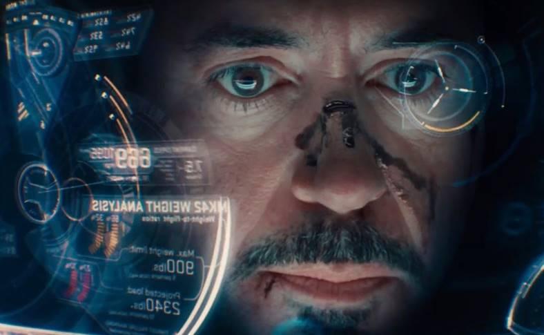 Iron Man Influentat iPhone Celebra Serie Filme