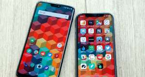 OnePlus 6 iPhone X Comparatia Performantelor