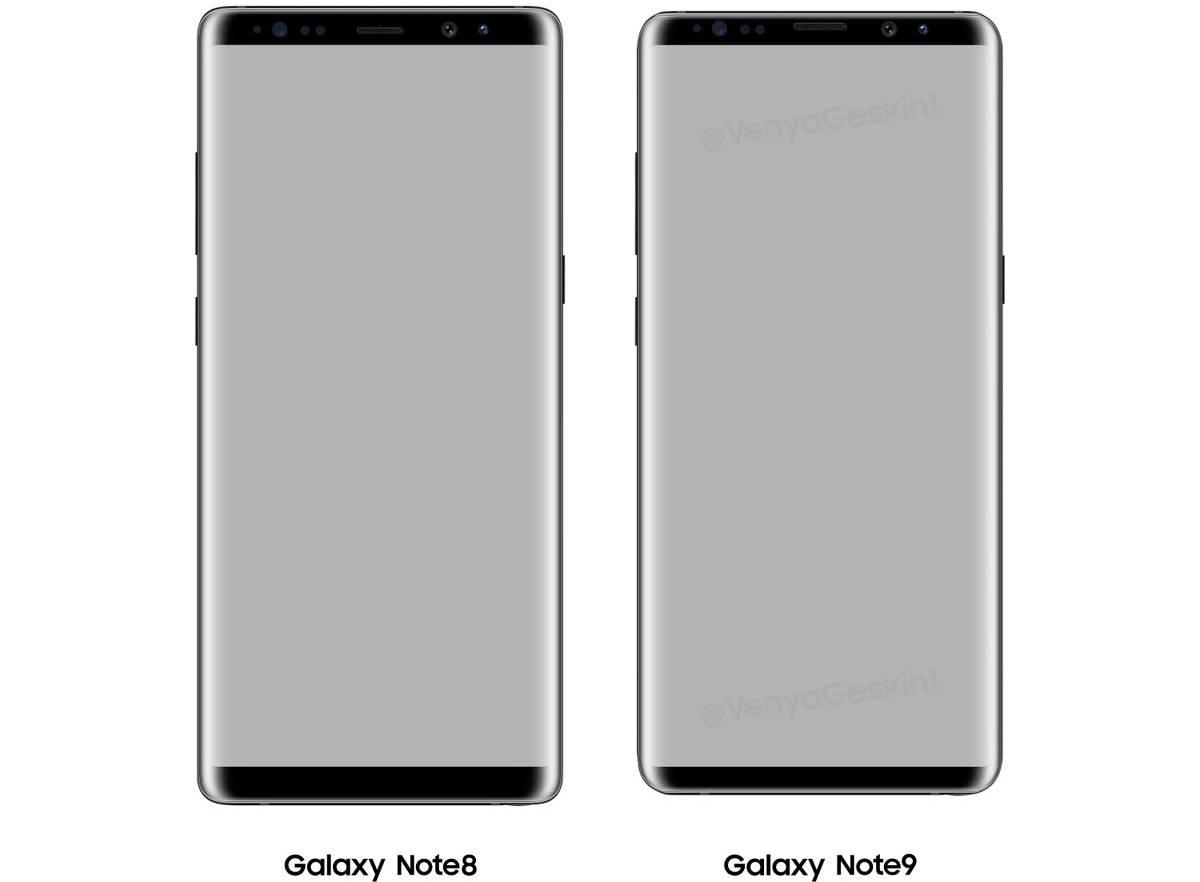 Samsung Galaxy Note 9 Schimbarea Bucura Fani 1
