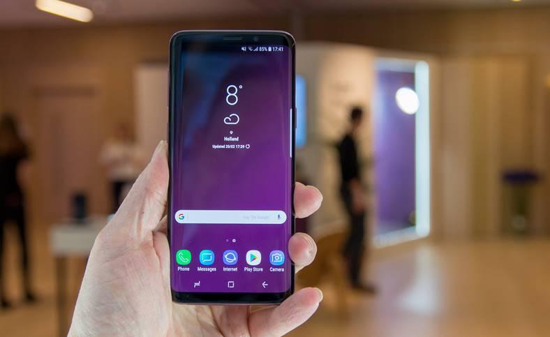 Samsung Galaxy S10 Salvarea ESECULUI Galaxy S9