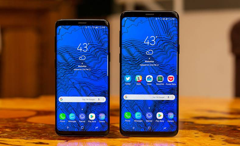 Samsung Galaxy S9 Model Lansat Disperare Cauza