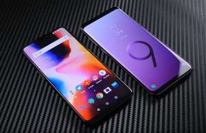 Samsung Galaxy S9 Plus OnePlus 6 Comparatia Camerelor