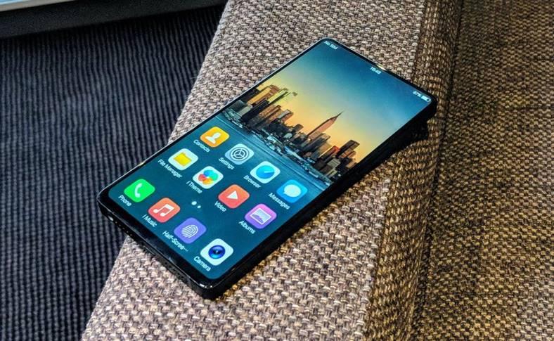 Vivo APEX Telefon Android ULUITOR, Lansat