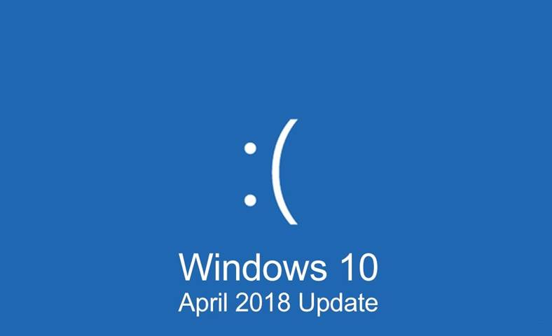 Windows 10 Calculatoare BLOCATE Ecrane Albastre April 2018 Update
