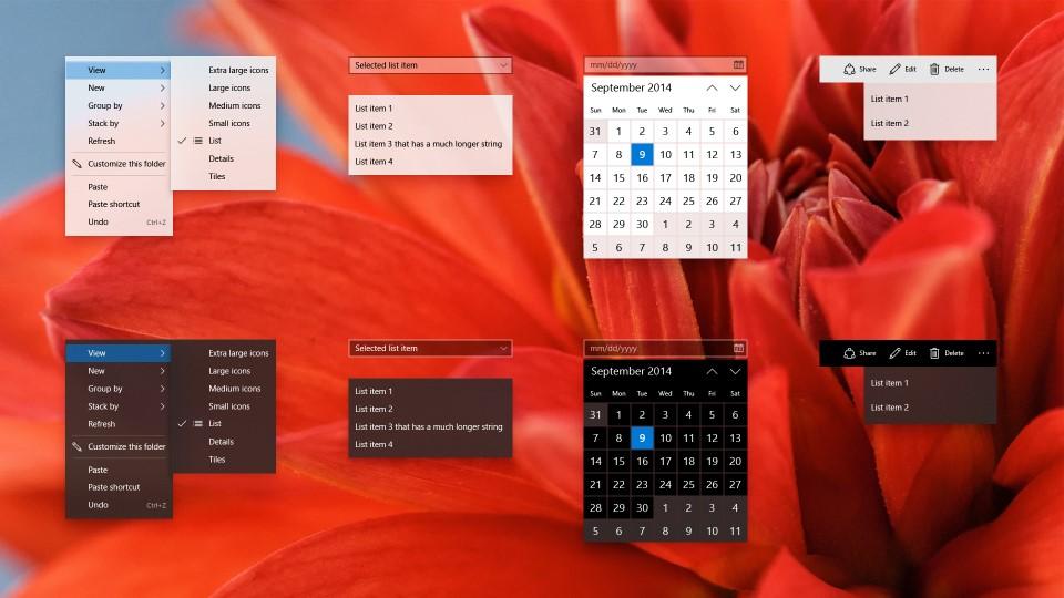 Windows 10 NOUL DESIGN Prezentat Microsoft 1