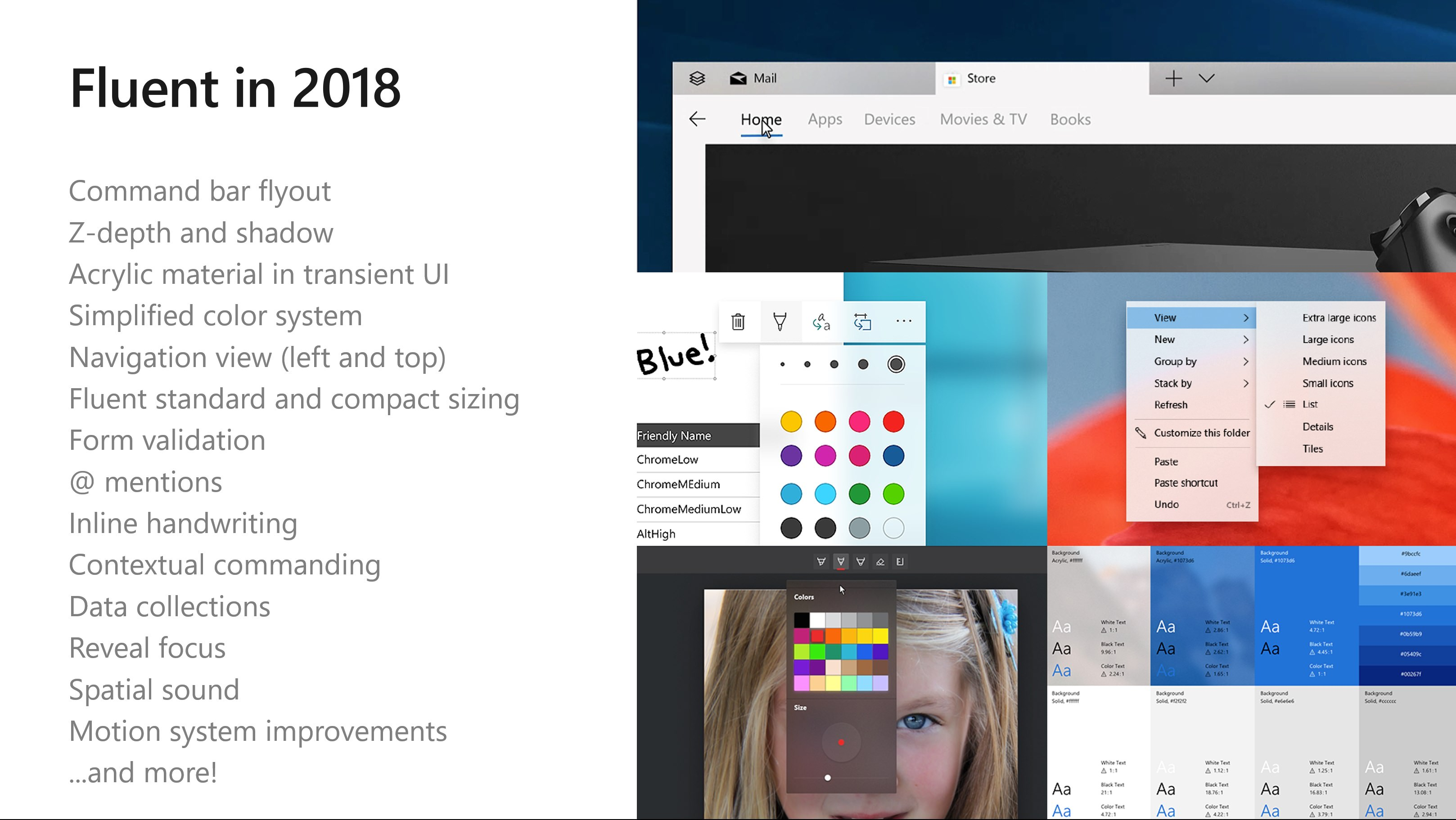 Windows 10 NOUL DESIGN Prezentat Microsoft 2