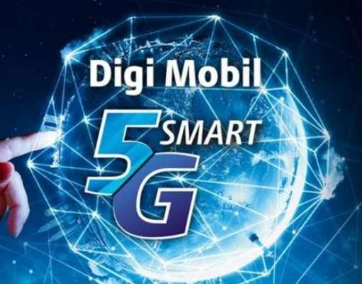 digi mobil retea 5G ericsson