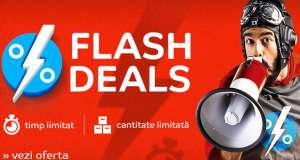 eMAG DOUA ORE Oferte SPECIALE Flash Deals